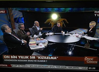 Photo of Türk axbarat wasitiliride uyghur mesilisi anglitilmaqta