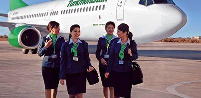 Photo of Türkmenistan havayolları dünyaya açılıyor