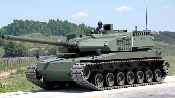 Photo of Milli Tank Altay Arazi ve Atis Testleri