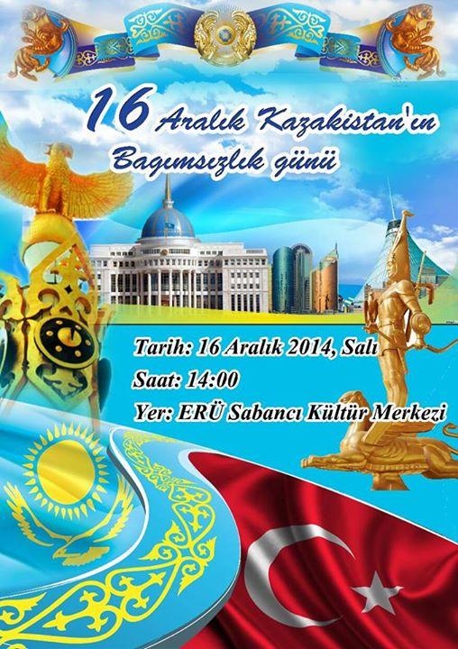 Photo of 16 Aralık Kazakistan Bağımsızlık Günü Konseri