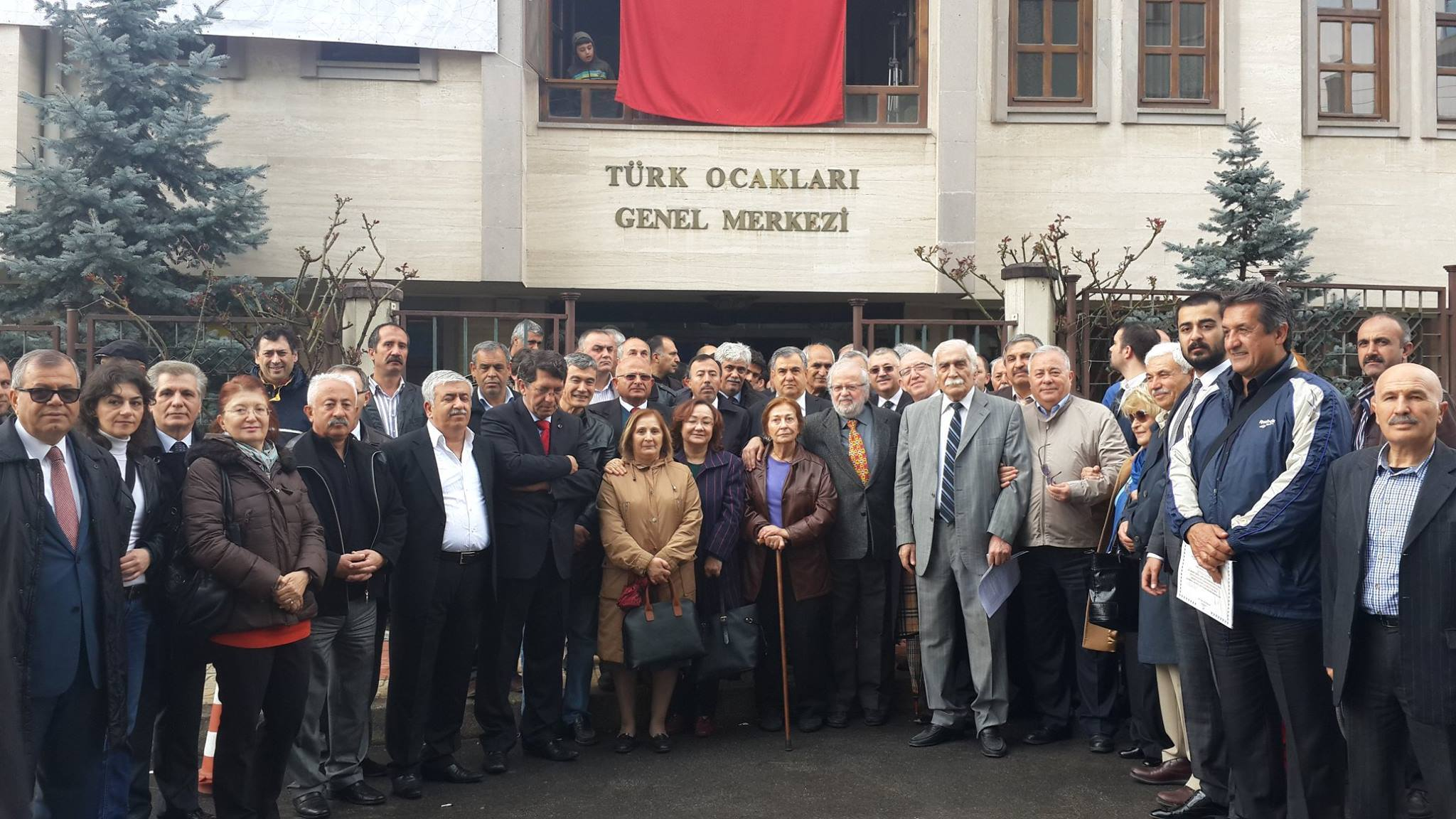 mustafa kafalı Türk ocakları