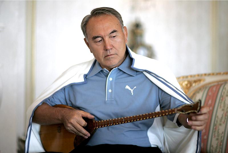 Photo of Nursultan Nazarbayev