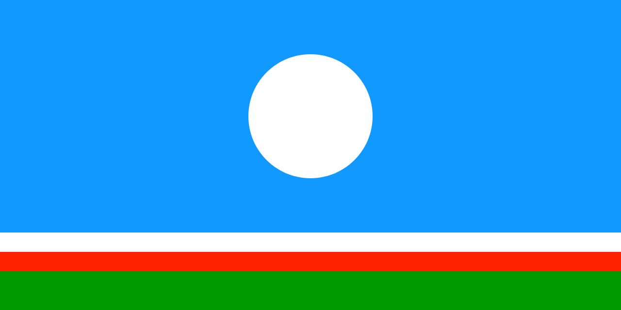 Yakutistan-Bayrağı
