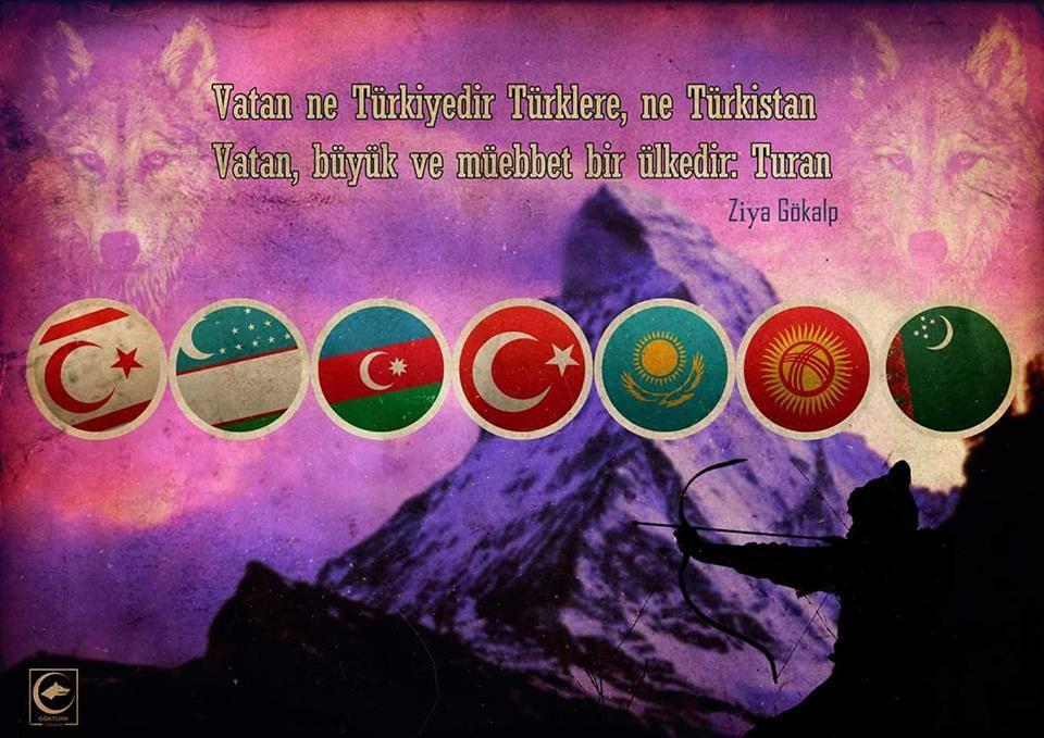 Photo of BÜYÜK TURAN ÜLKÜMÜZ