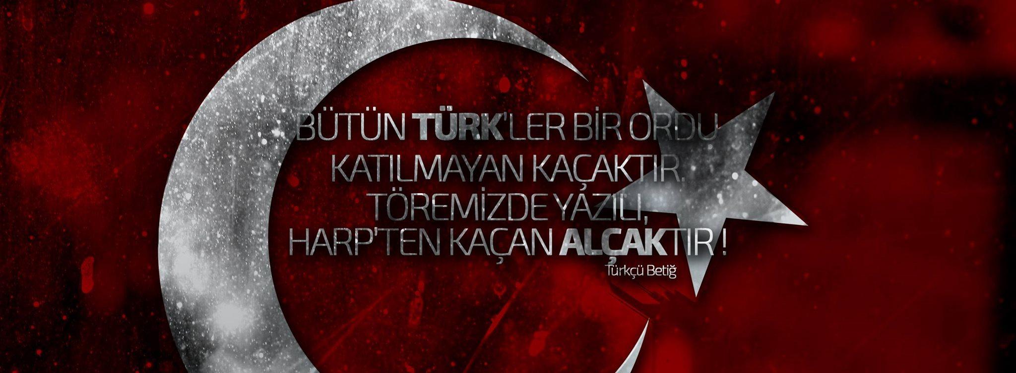 bütün türkler bir ordu 1