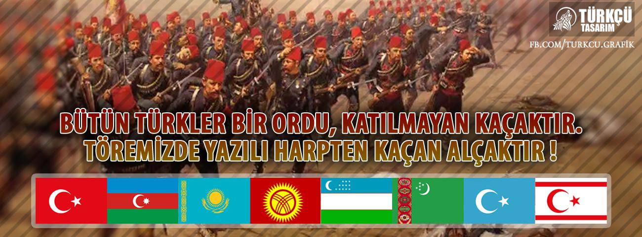 bütün türkler bir ordu 2 -kapak