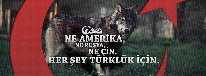 her şey türklük için