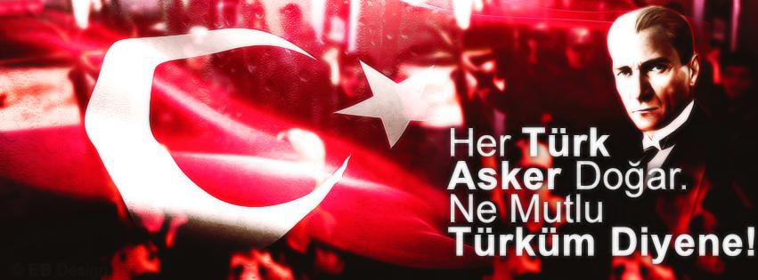 her türk asker doğar