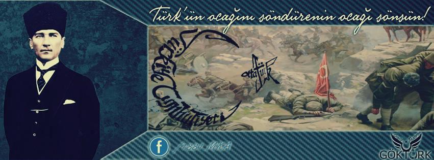 türkün ocağını söndürenin ocağı sönsün -kapak