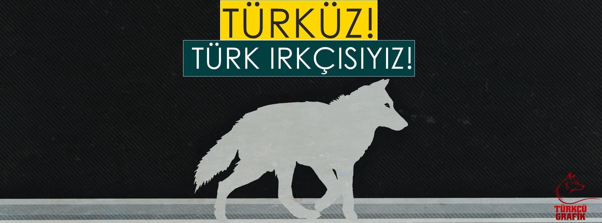 türküz türk ırkçısıyız -kapak