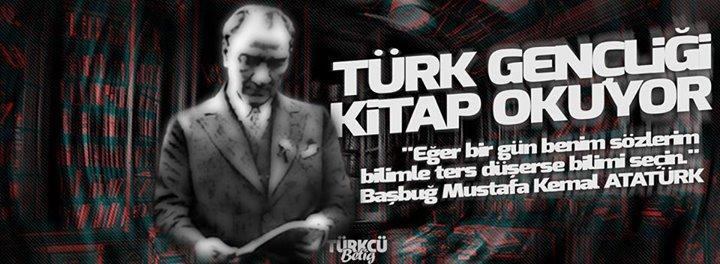 türk gençliği kitap okuyor