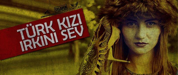 türk kızı ırkını sev -kapak