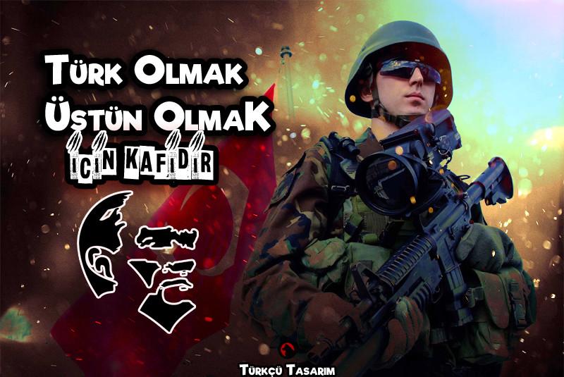 türk olmak üstün olmak için kafidir 1