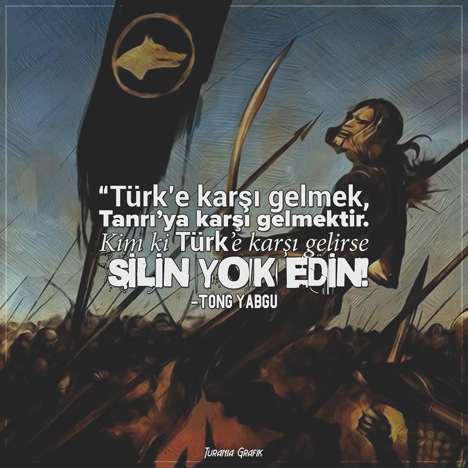 türke karşı gelmek