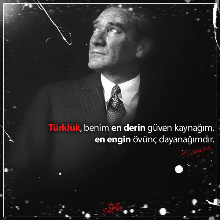 türklük benim için