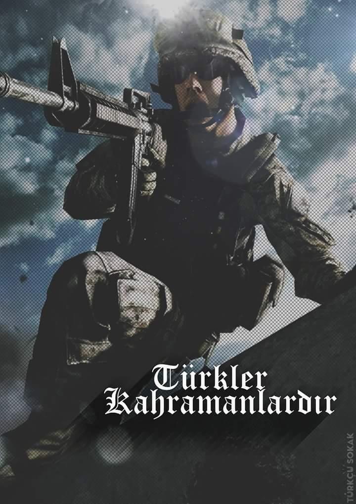 türkler kahramandır
