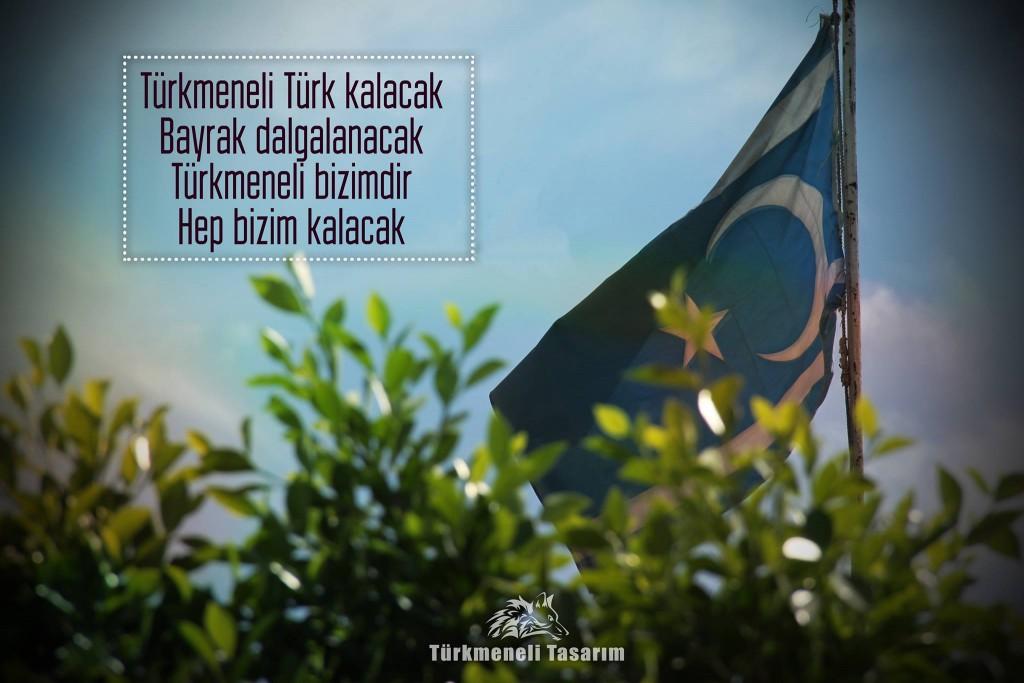 türkmeneli türk kalacak