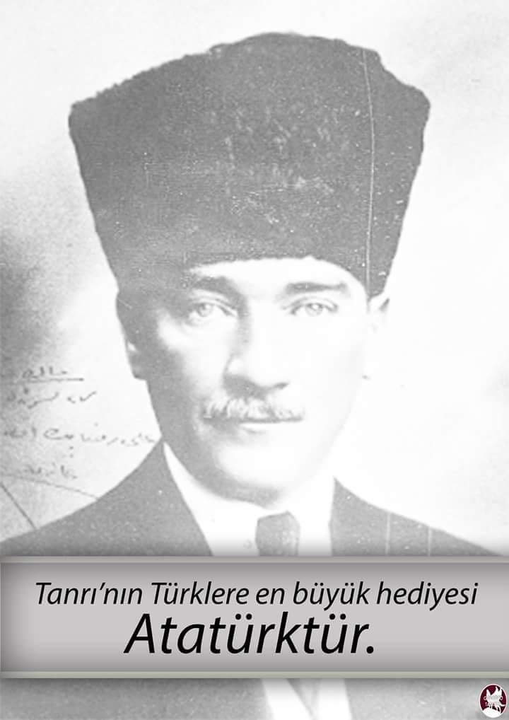 tanrının türklere en büyük hediyesi