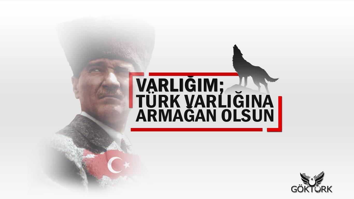 varlığım türk varlığına -kapak