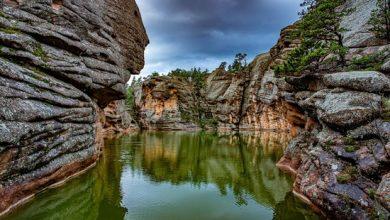 Photo of Karkaraly Milli Parkı'nın Çeşitli Manzaraları